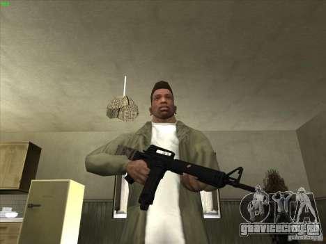 M16A4 для GTA San Andreas