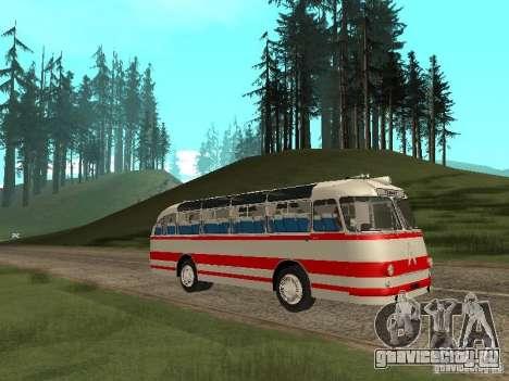 ЛАЗ 697Е Турист для GTA San Andreas вид сзади