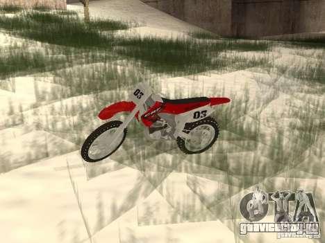 Новый Sanchez для GTA San Andreas