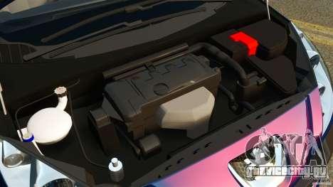 Peugeot 308 2007 для GTA 4 вид сбоку
