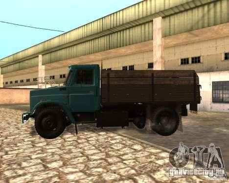 Зил 433362 для GTA San Andreas вид справа