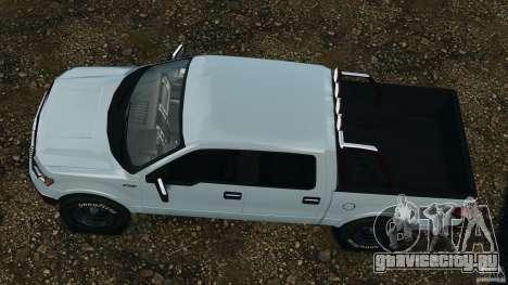 Ford F-150 v1.0 для GTA 4 вид справа