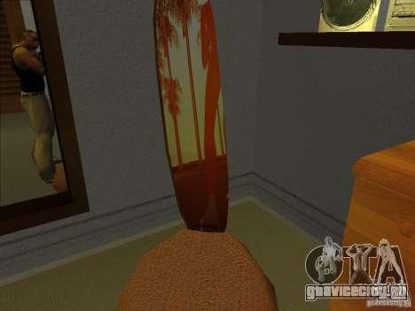 Новый гардероб для GTA San Andreas третий скриншот