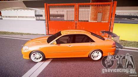 Toyota JZX110 для GTA 4