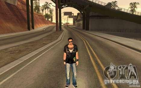 Biker для GTA San Andreas пятый скриншот