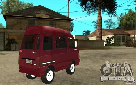 KIA Towner для GTA San Andreas