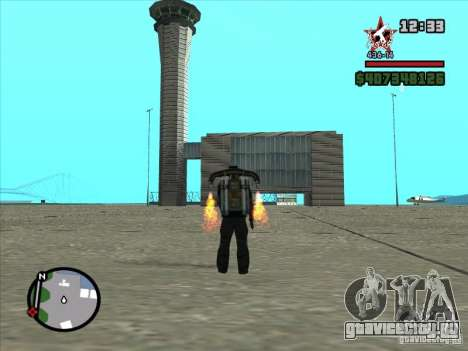 Новый аэропорт в Сан-Фиерро для GTA San Andreas восьмой скриншот