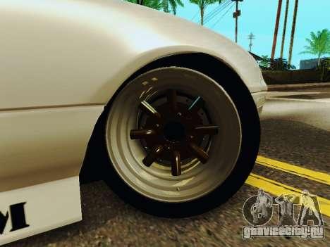 Mazda MX-5 Miata Rocket Bunny для GTA San Andreas вид сзади