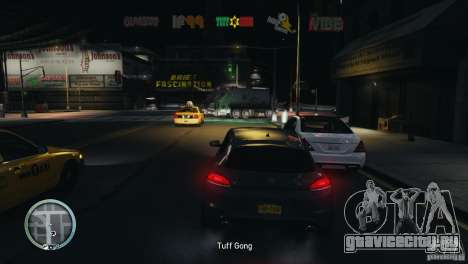 Coloured Radio HUD для GTA 4 третий скриншот