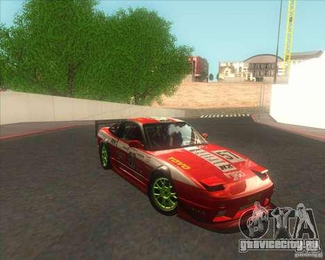 Nissan 240SX for drift для GTA San Andreas