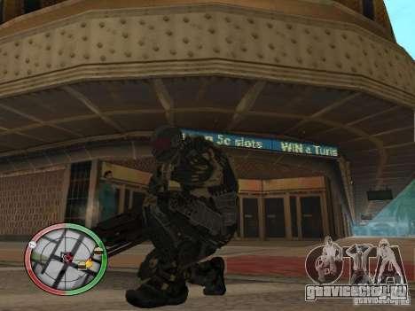 Оружие alien из Crysis 2 для GTA San Andreas третий скриншот