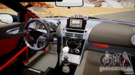 Mazda RX-8 Mad Mike для GTA 4