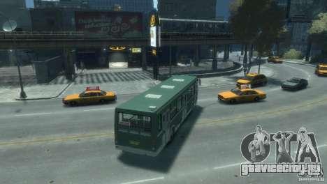 ЛиАЗ 5256.26 v2.0 для GTA 4 вид справа