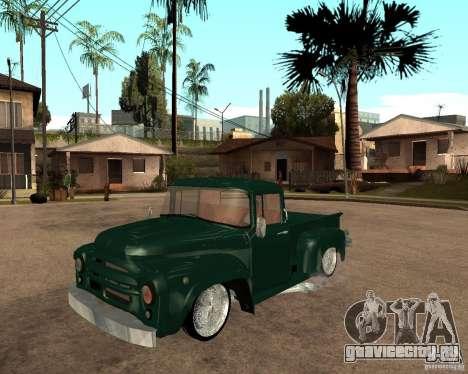 ЗИЛ 130 Fiery Tempe V1.0 для GTA San Andreas
