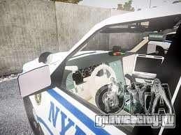 Ford Expedition Truck Enforcement для GTA 4 вид справа