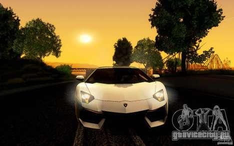 ENB Series - BM Edition v3.0 для GTA San Andreas четвёртый скриншот