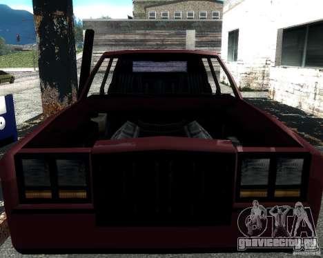 Derby Greenwood Killer для GTA San Andreas вид слева