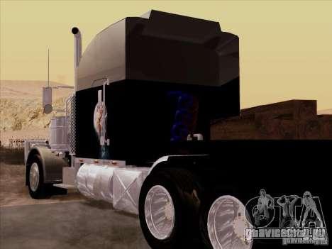 Peterbilt 378 Custom для GTA San Andreas