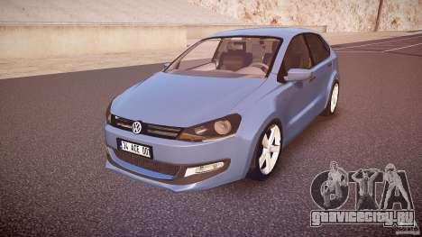 Volkswagen Polo 2011 для GTA 4