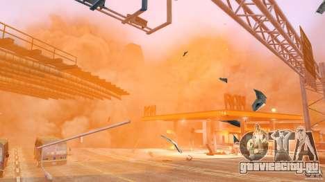 Explosion & Fire Tweak 1.0 для GTA 4 второй скриншот