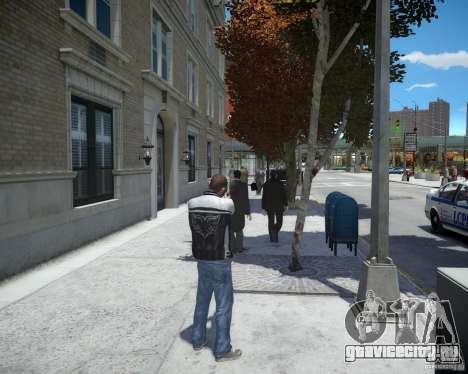 Dead Eye для GTA 4 второй скриншот