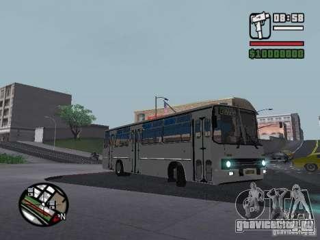 Ikarus 266 Городской для GTA San Andreas вид справа
