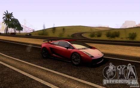 ENB Series - BM Edition v3.0 для GTA San Andreas второй скриншот