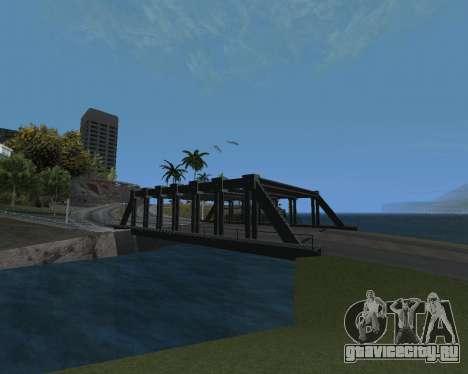 Мост в LS для GTA San Andreas