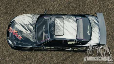 Toyota Soarer Drift для GTA 4