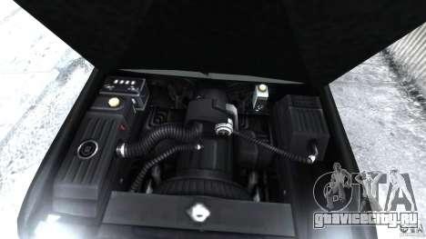 Chevrolet Tahoe 2007 для GTA 4 вид сзади