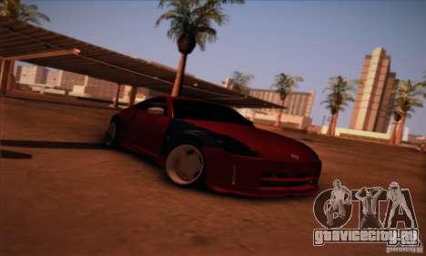 Ghetto ENBSeries для GTA San Andreas пятый скриншот