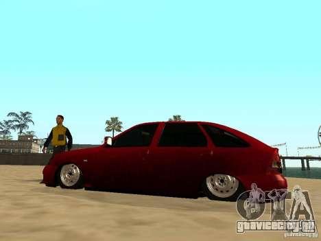 Пневматическая подвеска для GTA San Andreas пятый скриншот