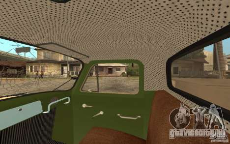 ГАЗ-52 для GTA San Andreas колёса