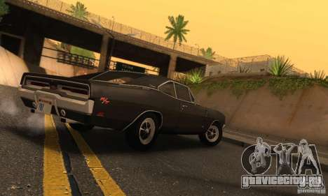 ENBSeries by dyu6 v5.0 для GTA San Andreas второй скриншот
