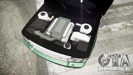 Range Rover Supercharged v1.0 для GTA 4 вид изнутри