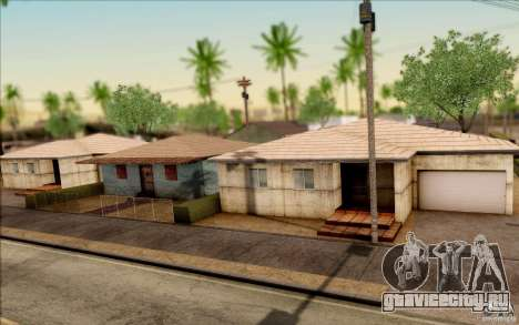 SA_DirectX 1.3 BETA для GTA San Andreas второй скриншот