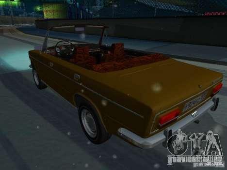 ВАЗ 2103 Кабриолет для GTA San Andreas вид слева