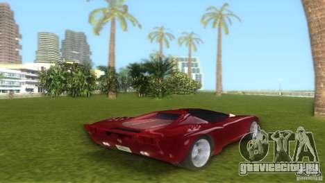 Neural для GTA Vice City вид справа