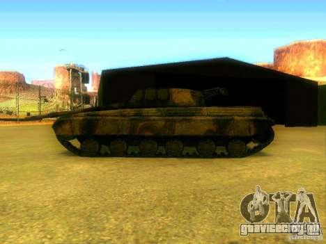 Танк из Игры S.T.A.L.K.E.R для GTA San Andreas вид справа