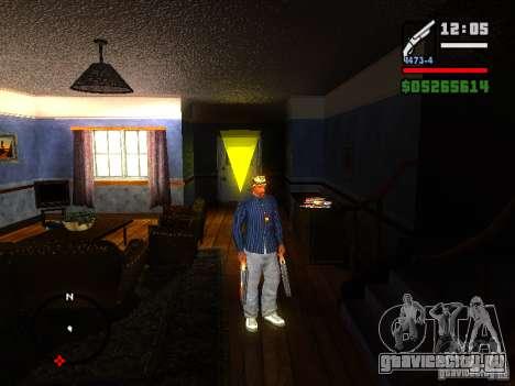 ENBSeries v2 для GTA San Andreas второй скриншот