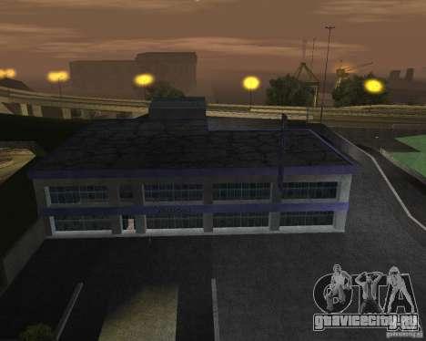 Автосалон в SF для GTA San Andreas пятый скриншот