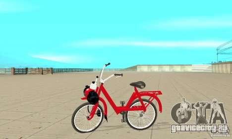 Solex для GTA San Andreas вид слева