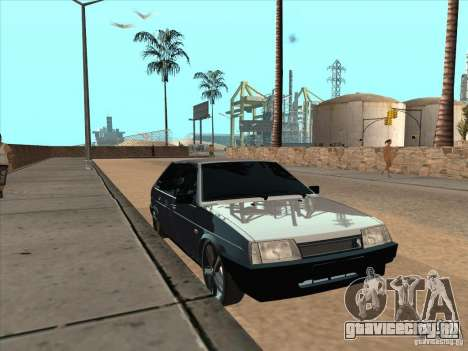 ВАЗ 21093i Light Tuning для GTA San Andreas вид слева