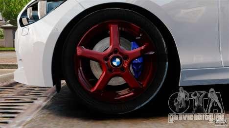 BMW 135i M-Power 2013 для GTA 4 вид сбоку