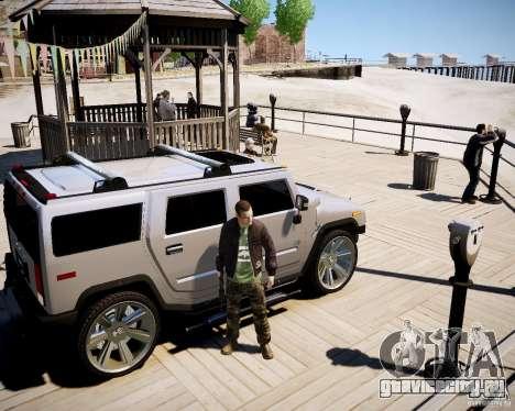 CoD Black Ops Hudson для GTA 4 пятый скриншот