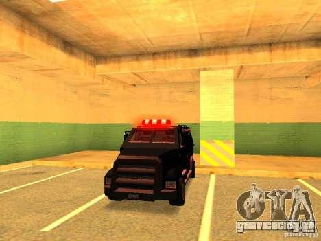 Swat III Securica для GTA San Andreas