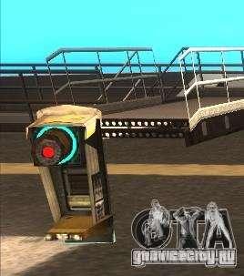Броня и аптечка из Half-life 2 для GTA San Andreas