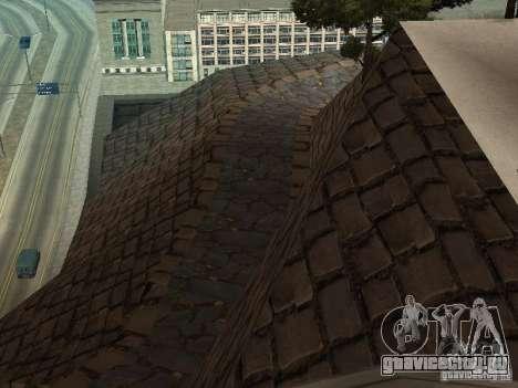 Каменная гора для GTA San Andreas седьмой скриншот