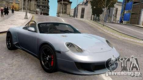 RUF RK Spyder 2006 [EPM] для GTA 4