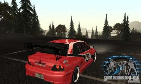 Mitsubishi Lancer IX APR для GTA San Andreas